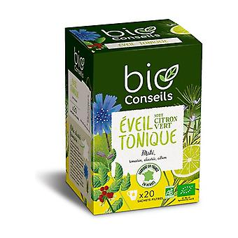 Organic Tonic Awakening Infusion 20 packets
