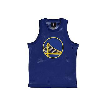 NBA Golden State Warriors Mesh Jersey Junior