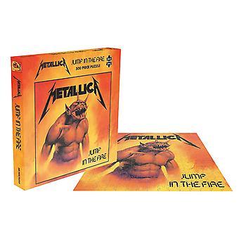 Metallica Legpuzzel Jump In The Fire nieuwe officiële 500 stuk