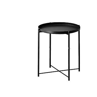 Table basse iron one two layers (1 couche noire)
