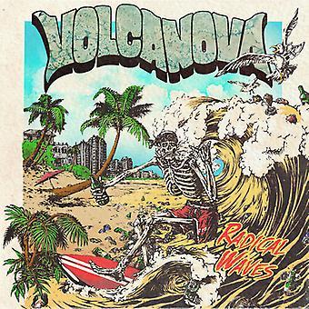 Volcanova - Radical Waves [Vinyl] USA import