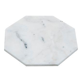 White Marble Octagonal Trivet