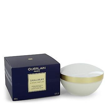 Shalimar Body Cream Guerlain 7 oz vartalovoide