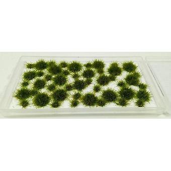 Multi-terrain Irregular Grass Cluster Model Making Material