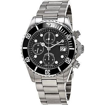 Revue Thommen Men's Watch Diver Automatic Chronograph 17571.6137