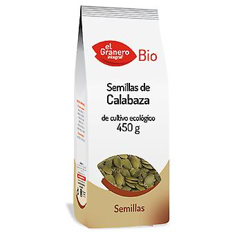 El Granero Integral Semillas de calabaza bio 450 gr