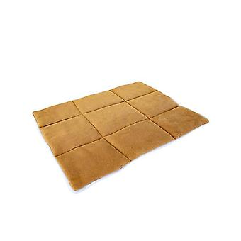 48 Inch Cushion Mat For Wire Dog Cage Beige