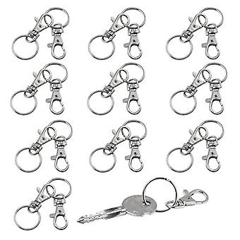 Small Removable Screw Caps For Key Rings - Carabiner Key Chain