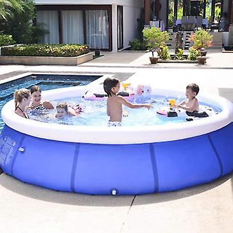 Inflatable Round Large Pool For Sale, Adult Outdoor Family Thickening Circle