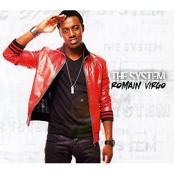 Romain Virgo - System [CD] USA import