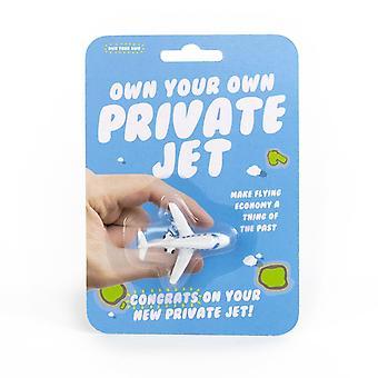 Omista oma suihkukone