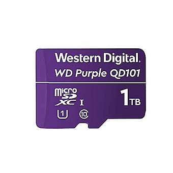 Western Digital MicroSDXC Card Humidity and Weather Resistant