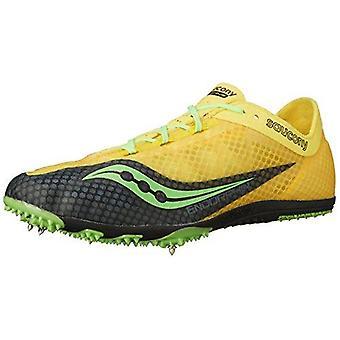 Saucony Men Endorphin Track Spike Racing Shoe