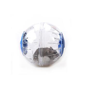 12Cm blue hamster toy supplies mouse ball golden silk bear crystal running ball rolling ball rolling wheel running ball 12cm az18801