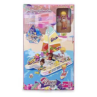 Playset Famosa Mymy city Catamaran