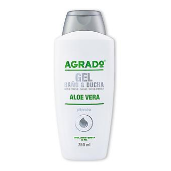 Shower Gel Agrado Aloe Vera (750 ml)