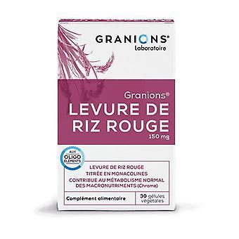Red Rice Yeast 30 capsules