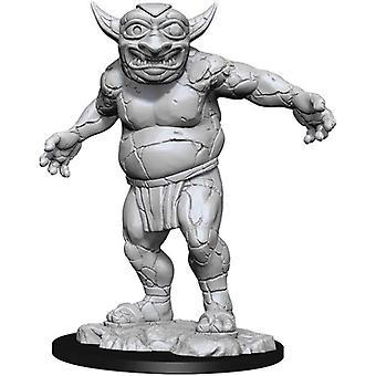 D&D Nolzurs underbara omålade miniatyrer (W13) Eidolon besatt helig staty