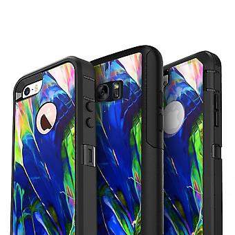 Blurred Abstract Flow V6 - Skin Kit For The Iphone Otterbox Cases
