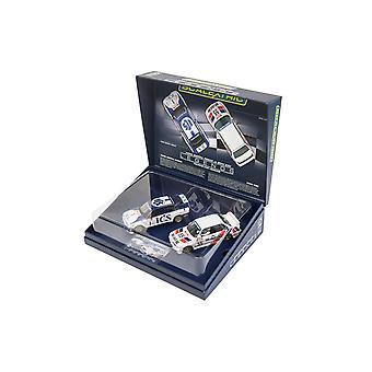 Scalextric C3693A Turismos Ford Sierra RS500 y BMW E30 Legends