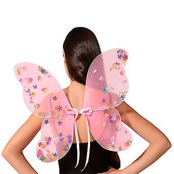 Fairy Wings Rosa (40 X 41 cm)