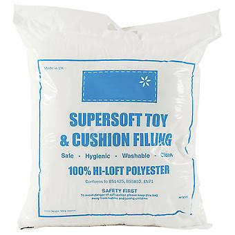 500g Supersoft Toy or Cushion Filling Stuffing Material