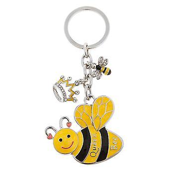 Queen Bee Keyring - Cracker Filler Gift