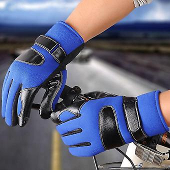 Touch Screen Gloves Thickened Outdoor Sports Gloves