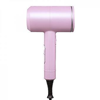 2000w secador de pelo ligero portátil para el hogar y viajes (rosa)