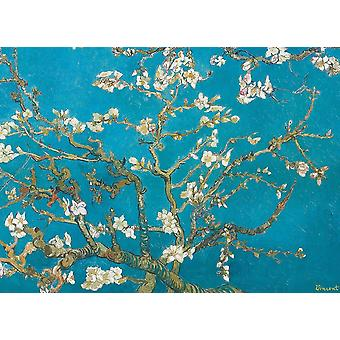 Eurographics Almond Tree in Bloom Van Gogh Jigsaw Puzzle (1000 Pieces)