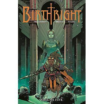 Birthright Volumen 5 Vientre de la Bestia