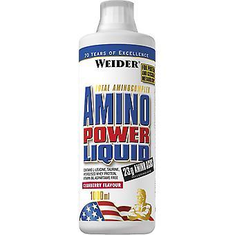Amino Power Liquid, Cola - 1000 ml.