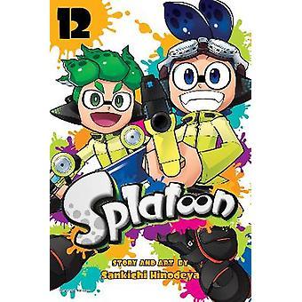 Splatoon Vol 12 Volume 12