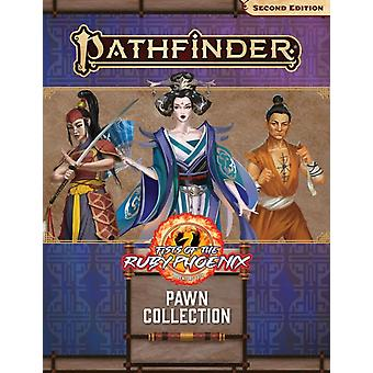 Pathfinder Fists of the Ruby Phoenix Pawn Collection P2 by Paizo Staff