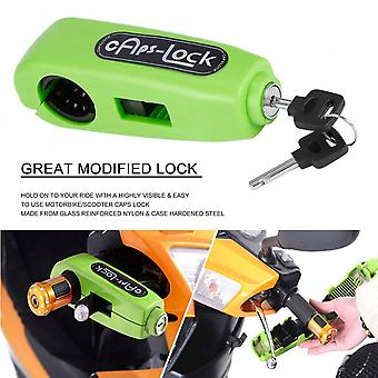 Modified Universal Anti-theft Lock Highly Visible Lock For Electric Vehicle