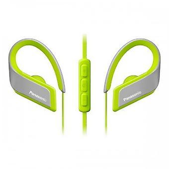 Bluetooth Headset With Microphone Panasonic Corp. Rp-bts35e-y Yellow