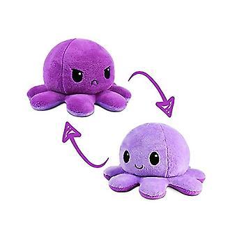 Teeturtlethe Original Reversible Octopus Plushie Patented  Design