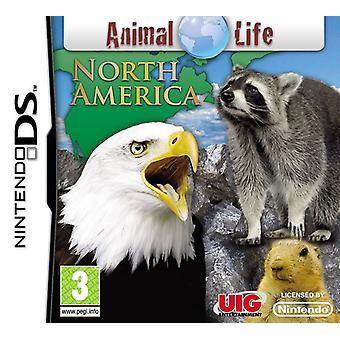 Vita animale Nord America Nintendo DS gioco