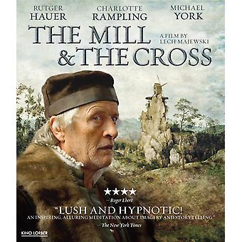 Mill & the Cross [BLU-RAY] USA import