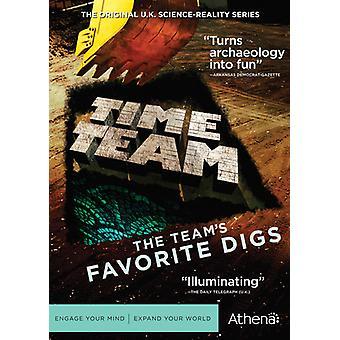 時間のチーム: チームの好きな掘って 【 DVD 】 アメリカ インポートします。