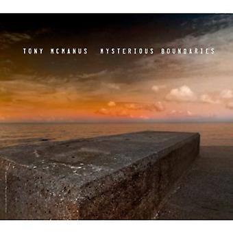 トニー ・ マクマナス - 神秘的な境界 [CD] USA 輸入
