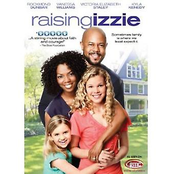 Raising Izzie [DVD] USA import