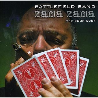 Battlefield Band - Zama Zama-Try Your Luck [CD] USA import