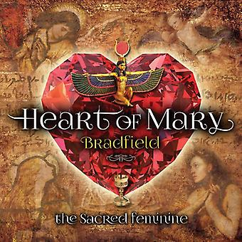 ブラッド - マリアの心: 神聖な女性 [CD] USA 輸入