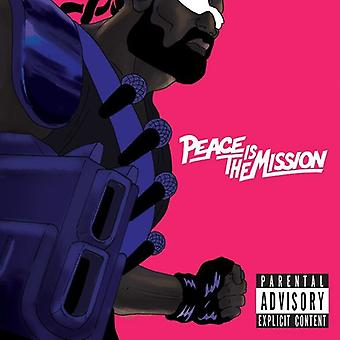 Major Lazer - Peace Is the Mission [CD] USA import