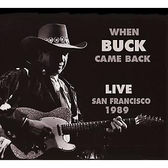 Buck Owens - When Buck Came Back! Live San Francisco [CD] USA import