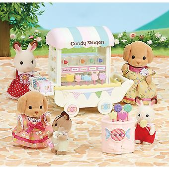 Produkty Sylvanian Families Candy Wagon