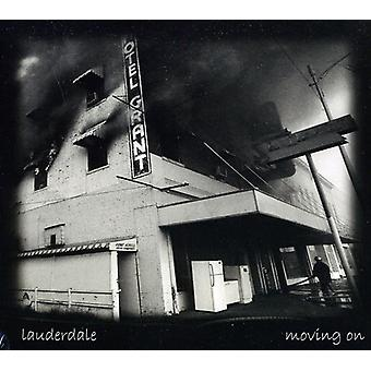 Lauderdale - Moving on [CD] USA import
