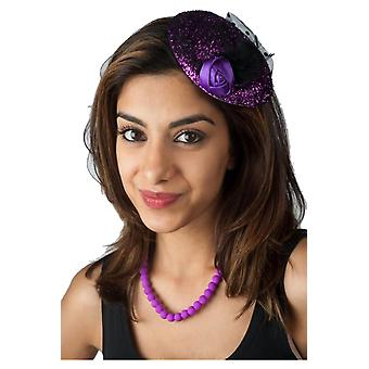 Biżuteria i korony kobiet Neon perłowy naszyjnik