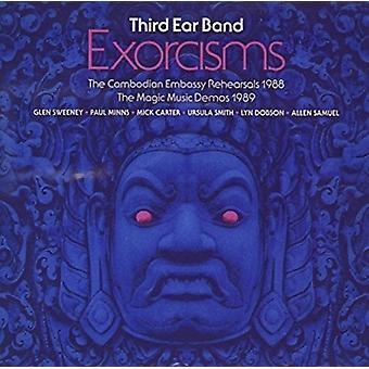 Third Ear Band - Exorcisms [CD] USA import